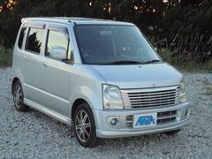 ワゴンRFT−Sリミテッド 4WD ターボ 禁煙車 スマートキー