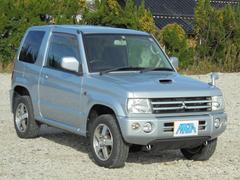 パジェロミニアクティブフィールドエディション 4WD ターボ 禁煙車