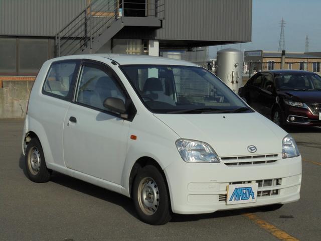 ダイハツ ミラ A 4WD CD エアコン パワステ (車検整備付)