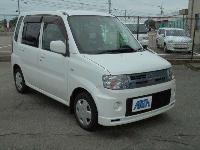 三菱 M 4WD キーレス CD シートヒーター 電動格納ミラー