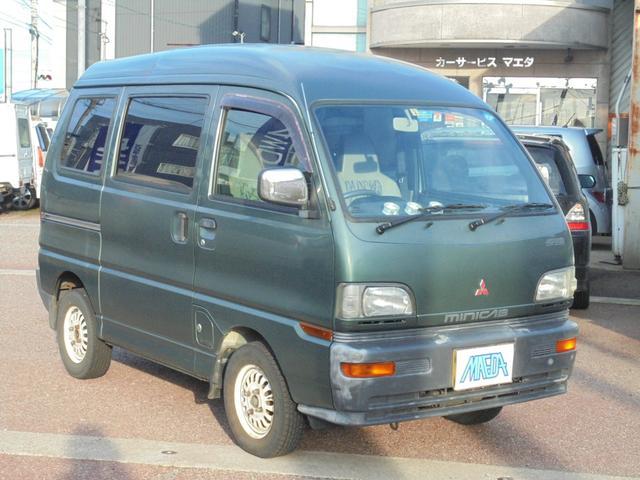 三菱 VXスペシャルエディション 4WD パワステ エアコン