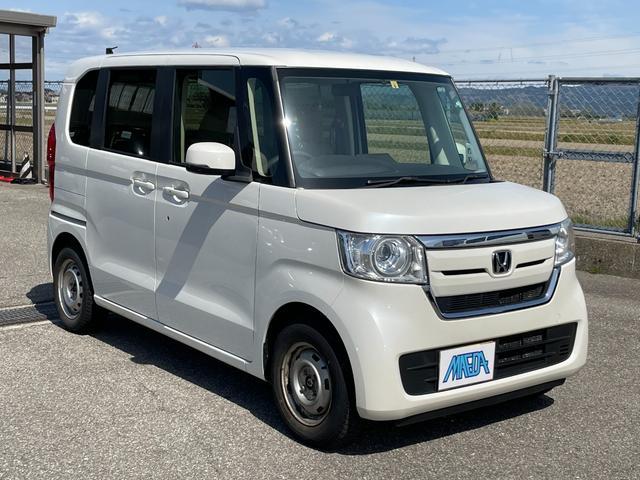 ホンダ N-BOX G 4WD 禁煙車 ナビTV ETC プッシュスタート スマートキーレス 内外装三つ星