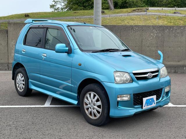 ダイハツ テリオスキッド カスタムL 4WD ターボ エアロ アルミ キーレス タイミングベルト交換済