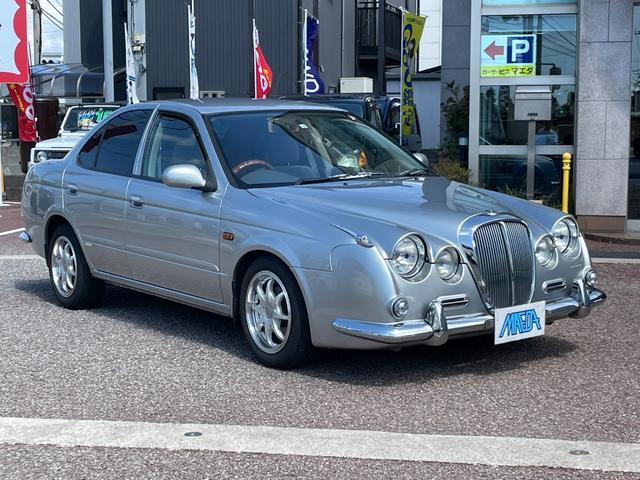 リョーガ(光岡) デラックス 禁煙車 アルミホイール タイミングチェーン 内外装三つ星 中古車画像