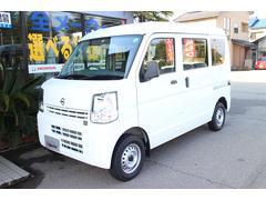 NV100クリッパーバン4WD パワーウインド 走行4531キロ