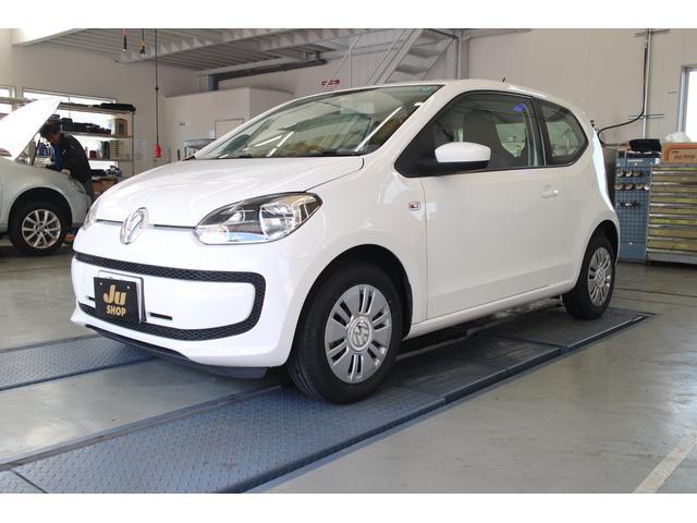 「フォルクスワーゲン」「VW アップ!」「コンパクトカー」「石川県」の中古車