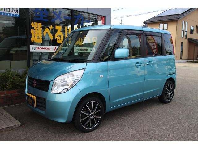 「スズキ」「パレット」「コンパクトカー」「石川県」の中古車