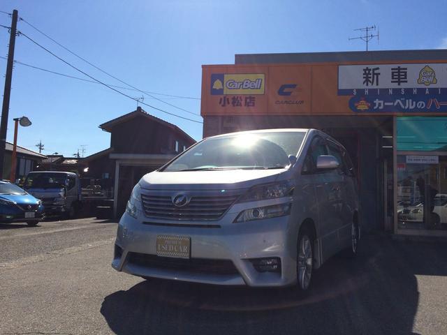 トヨタ 2.4Z 4WD HDDナビ フルセグTV バックカメラ