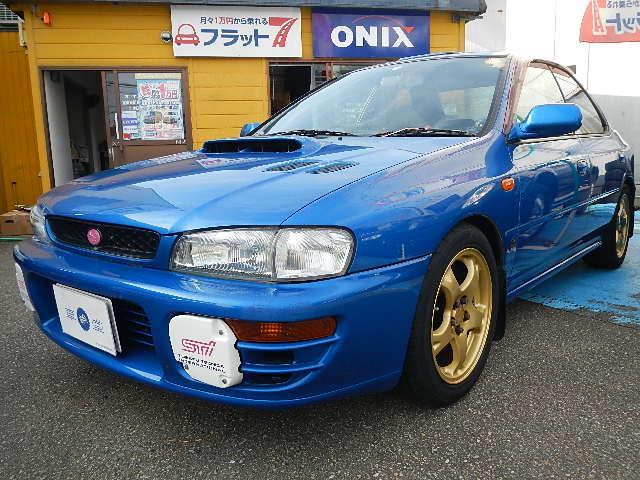 WRX RA STiバージョンIV V LTD555台限定車(1枚目)