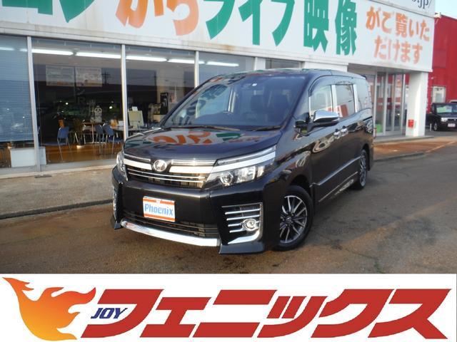 トヨタ ZS 煌II トヨタセーフティセンスC純正SDナビ後席モニタ
