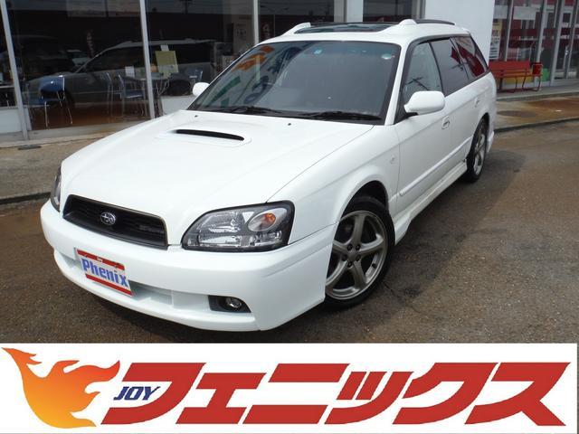 スバル GT-B E-tuneII WサンルーフDefi三連5速MT