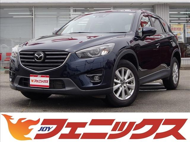 マツダ CX-5 XD プロアクティブ 4WD ナビ スマートシティブレーキS
