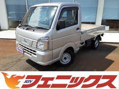 NT100クリッパートラックDX 4WD 純正5速MT エアコン パワステ 純正ラジオ 3方開
