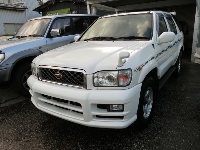 日産 ワイドR3m-X エアロLTD ディーゼル 4WD