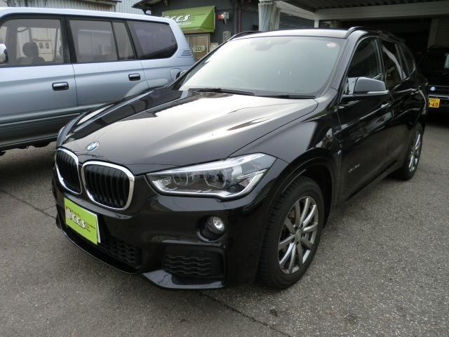 「BMW」「X1」「SUV・クロカン」「石川県」「(有)カーセンターC.C.S」の中古車