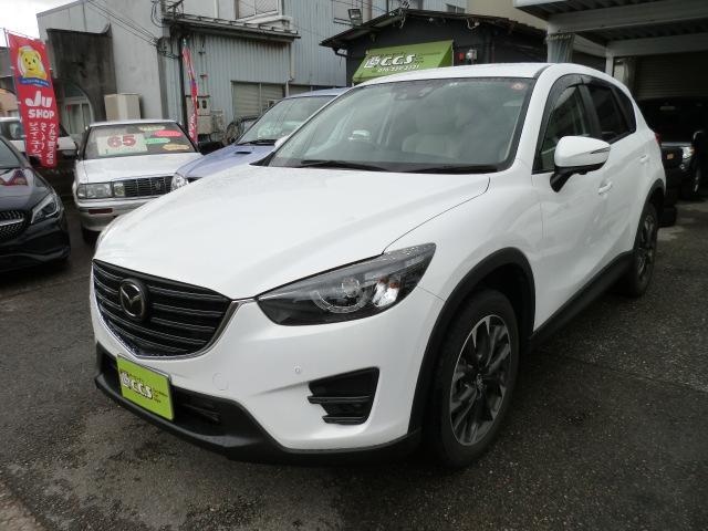 「マツダ」「CX-5」「SUV・クロカン」「石川県」「(有)カーセンターC.C.S」の中古車