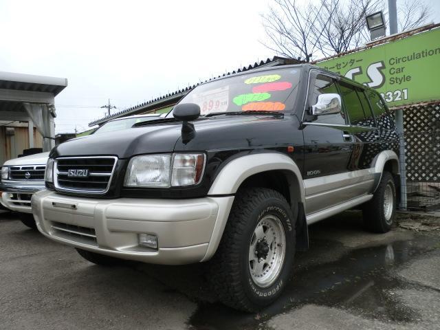 いすゞ プレジール ロング ディーゼル 4WD
