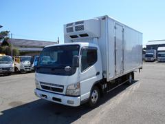 キャンターワイド超ロング 冷蔵冷凍車 2トン