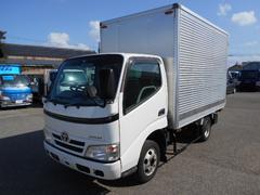 ダイナトラック1.5トン アルミバン