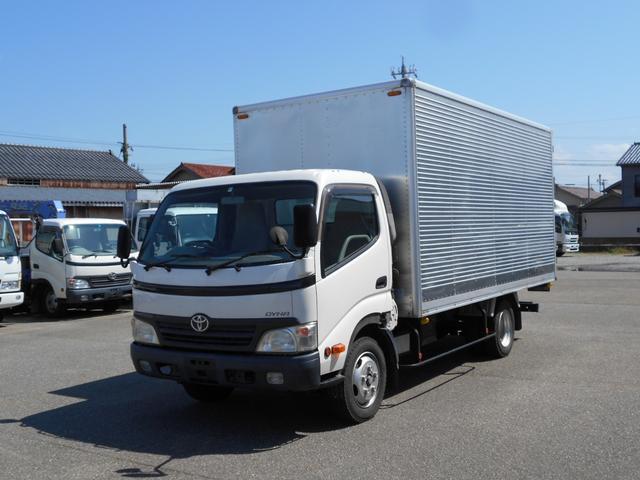 トヨタ ダイナトラック アルミバン 2トン ワイドロング