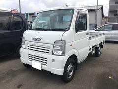 キャリイトラックKCエアコン・パワステ 4WD 5速マニュアル 軽トラック