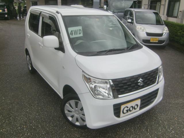 スズキ FX 4WD エネチャージ 地デジナビ ETC キーレス シートヒーター