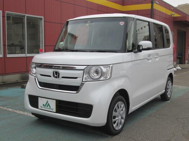 ホンダ N-BOX G・Lホンダセンシング 4WD 届け出済み未使用車