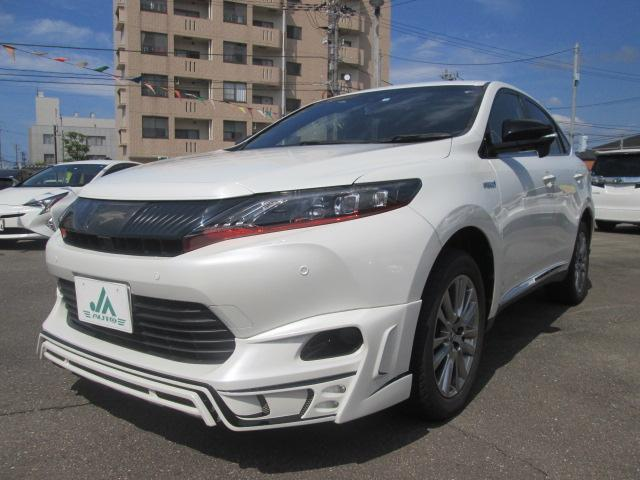 トヨタ プレミアム 4WD スマートキー ETC フルセグTV
