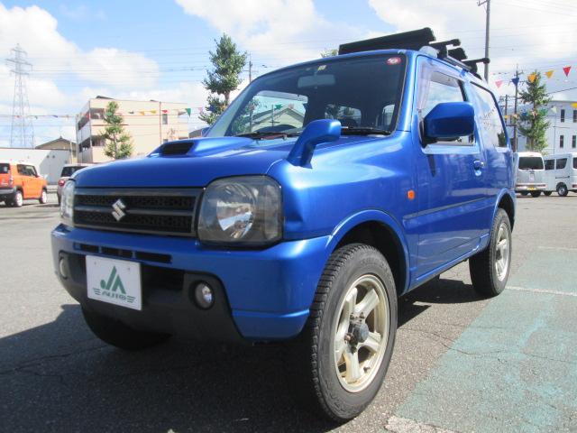 スズキ ジムニー XC 4WD キーレス CD 5MT