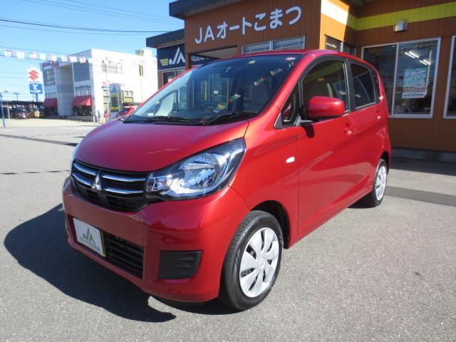 三菱 M e-アシスト 4WD SDナビフルセグTV キーレス