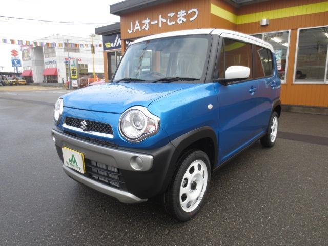 「スズキ」「ハスラー」「コンパクトカー」「石川県」の中古車