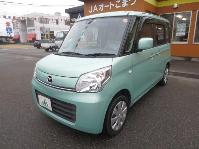 「マツダ」「フレアワゴン」「コンパクトカー」「石川県」の中古車