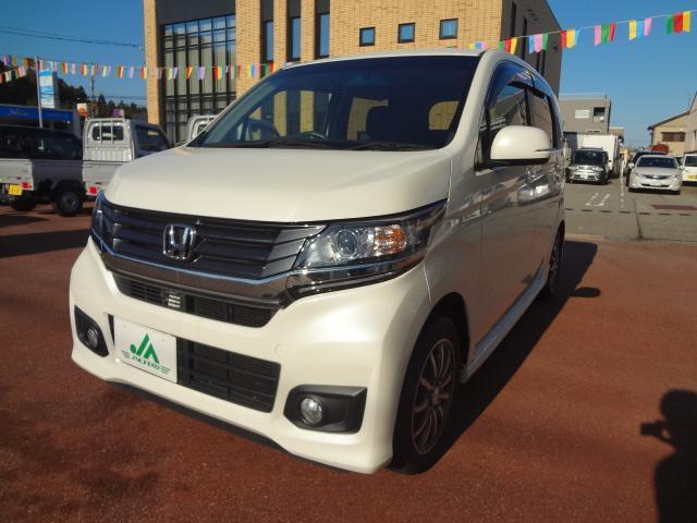 「ホンダ」「N-WGNカスタム」「コンパクトカー」「石川県」の中古車