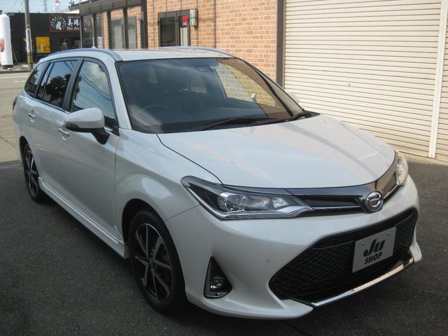 トヨタ 1.5G ダブルバイビー 禁煙車 セーフティセンス 純正16アルミ LEDヘッド
