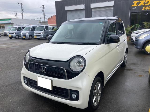 ホンダ N-ONE プレミアム 4WD TV ナビ ホワイトII CVT AC AW 4名乗り スマートキー