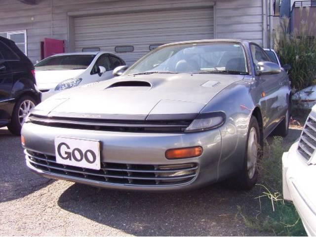 トヨタ GT-FOUR エンジンOH済