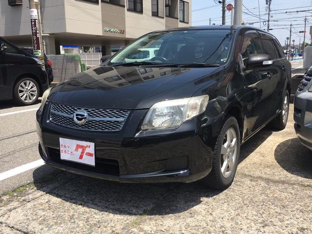 トヨタ 1.5X Gエディション 4WD HDDナビ