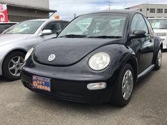 VW ニュービートルEZ CD ディーラー車 右ハンドル