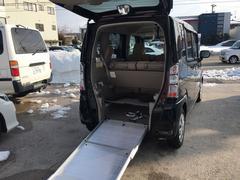 N BOX+G・Lパッケージ 車椅子スローパー