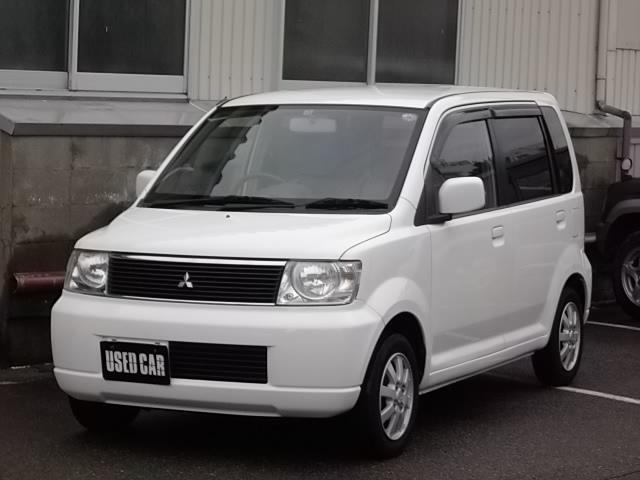 三菱 M+Xパッケージ 4WD CDMD