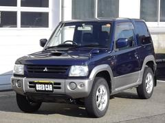 パジェロミニV 4WD インタークーラーターボ