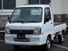 サンバートラックJA 4WD エアコン パワステ