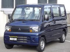 ミニキャブバンCD 4WD エアコン パワステ