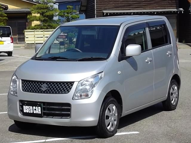スズキ FX 4WD シートヒーター CD