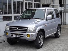 パジェロミニXR 4WD Wエアバック 純正アルミ CD