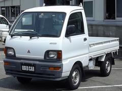 ミニキャブトラックVタイプ 4WD エアコン 三方開