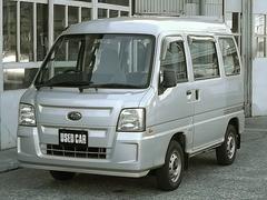 サンバーバンVB 4WD エアコン エアバック