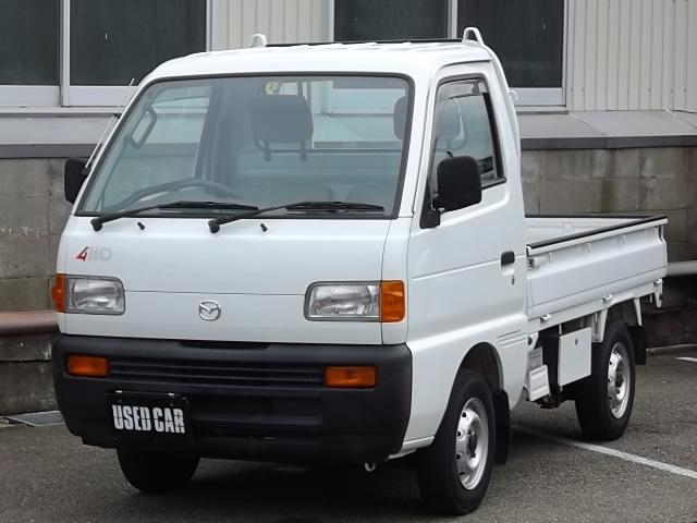 マツダ KL 4WD 三方開