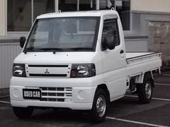 ミニキャブトラックVタイプ 4WD エアコン パワステ