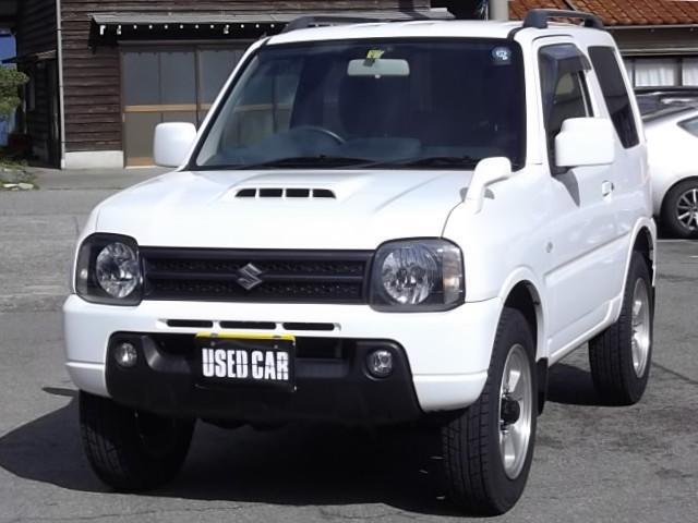 スズキ XC 5MT 4WDターボ ABS エアバック 純正アルミ